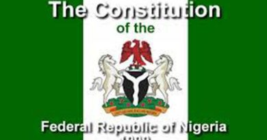 nigeria-constitution-1999-replaced-amended-should-fridayposts