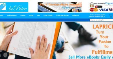Become A Merchant – Start Selling Your eBooks on LaPrice.com.ng