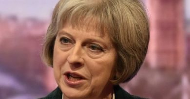 Theresa May: Britain Would Not Recognise Catalonia Independence