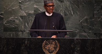 Full Speech: President Buhari's United Nation Address