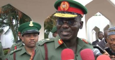Plateau killings: Buratai charges troops to be aggressive