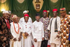 Osinbajo-with-SE-Leaders