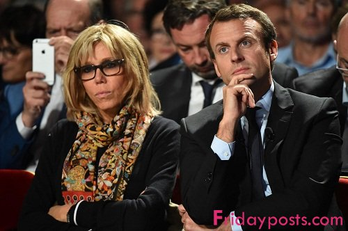 No First Lady Title For Brigitte Macron After Petition Over Her Status Fridayposts Com Nigeria Breaking News Review Website