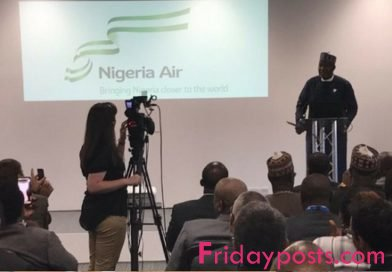 BREAKING: FG Unveils Nigeria Air As New National Carrier