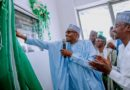 President Muhammadu Buhari Commissioned Abuja Light Rail
