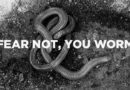 Fear Not Worm Jacob Pt.1: God Will Make You A Stronger, Smarter, Better & Wiser Leader!