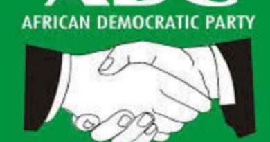 Ogun PDP Lawmaker Defects to ADC