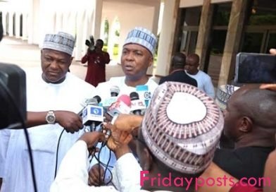 No date yet for NASS to reconvene – Saraki, Dogara