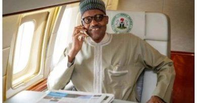 Africa-China Summit: President Buhari returns to Abuja