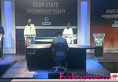 Osun Guber Debate: Candidates make Promises
