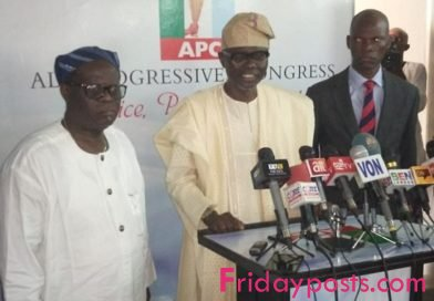 Sanwo-Olu formally declares ambition, PDP reiterates offer to Ambode