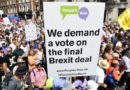 Brexit : Over Half a Million People Protest in London